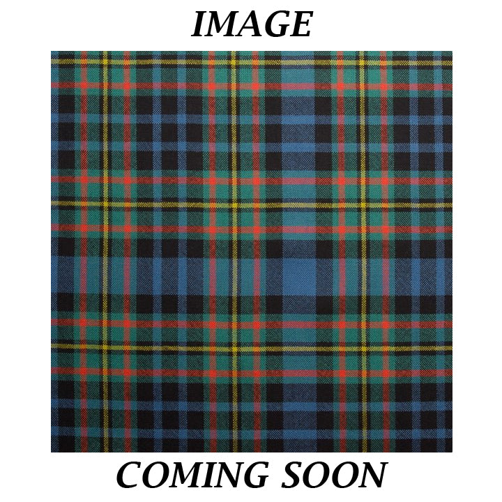 Fine Weight Tartan Scarf - MacLellan Ancient