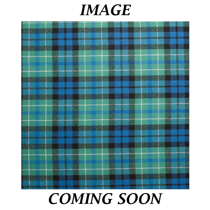 Fine Weight Tartan Scarf - MacNeil of Colonsay Ancient