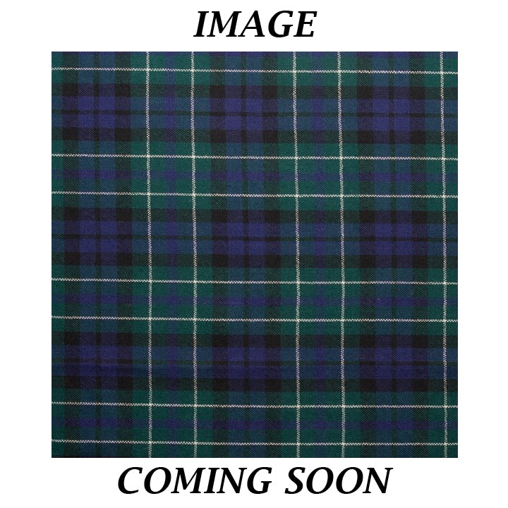 Fine Weight Tartan Scarf - MacNeil of Colonsay Modern