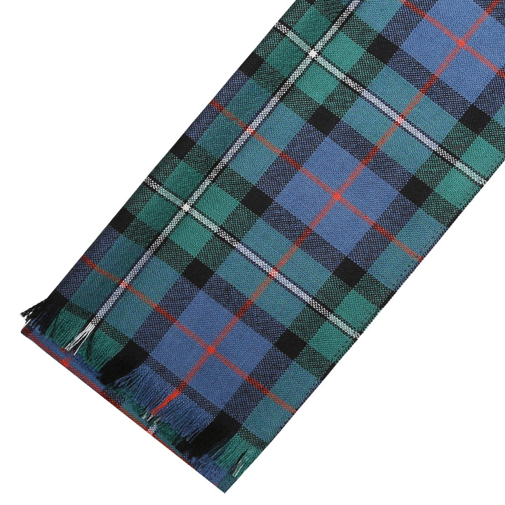 Fine Weight Tartan Scarf - MacPhail Hunting Ancient