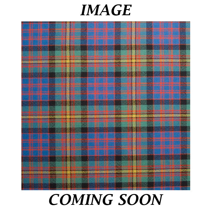 Fine Weight Tartan Scarf - MacSporran Ancient