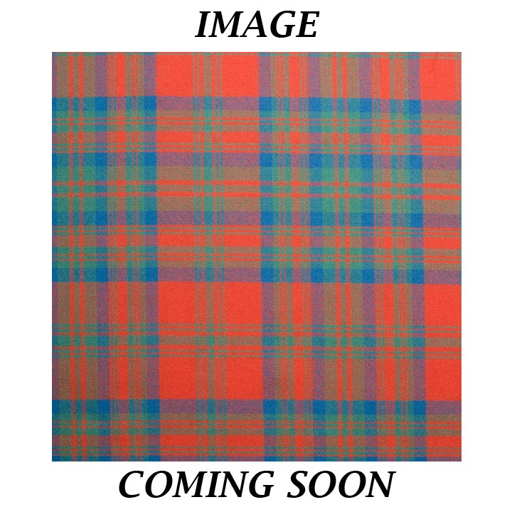 Fine Weight Tartan Scarf - Matheson Ancient