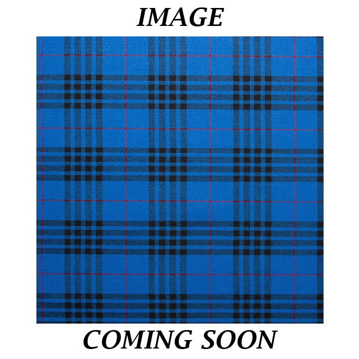 Men's Tartan Tie - Morgan Modern