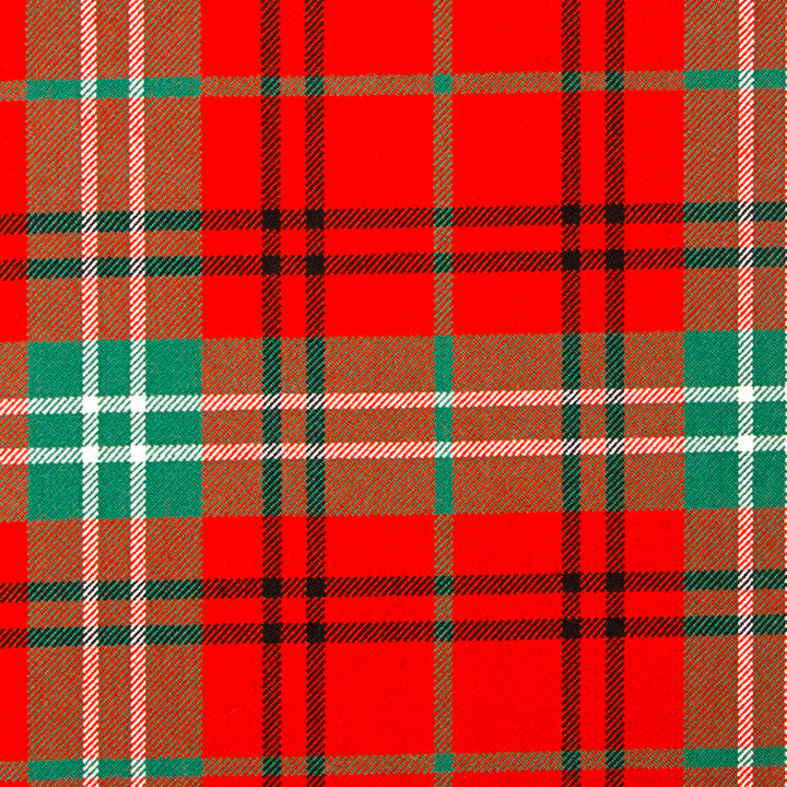 Morrison Red Ancient Tartan