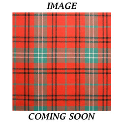 Fine Weight Tartan Scarf - Morrison Red Ancient