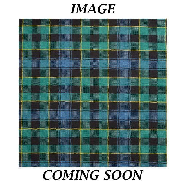 Men's Tartan Tie - Mowat Ancient