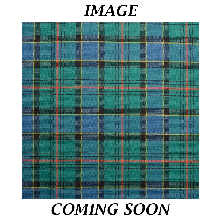 Fine Weight Tartan Scarf - Ogilvie Hunting Ancient