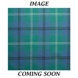 Fine Weight Tartan Scarf - Oliphant Ancient
