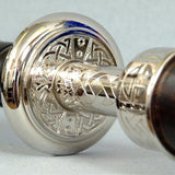 McCallum Bagpipes - Full Engraved Alloy Tuning Slide