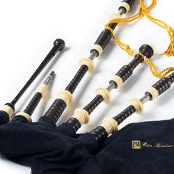 Peter Henderson Bagpipes - #0 Antique