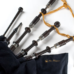 Peter Henderson Bagpipes - #2 Antique