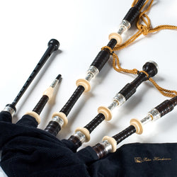 Peter Henderson Bagpipes - #5H Antique