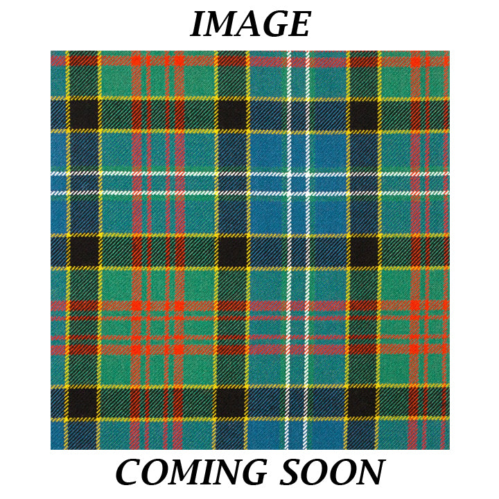 Fine Weight Tartan Scarf - Paisley District