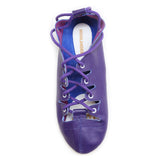 Purple Highlander Highland Dance Shoes Top