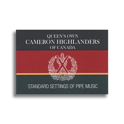 Queen's Own Cameron Highlanders of Canada - Volume 1