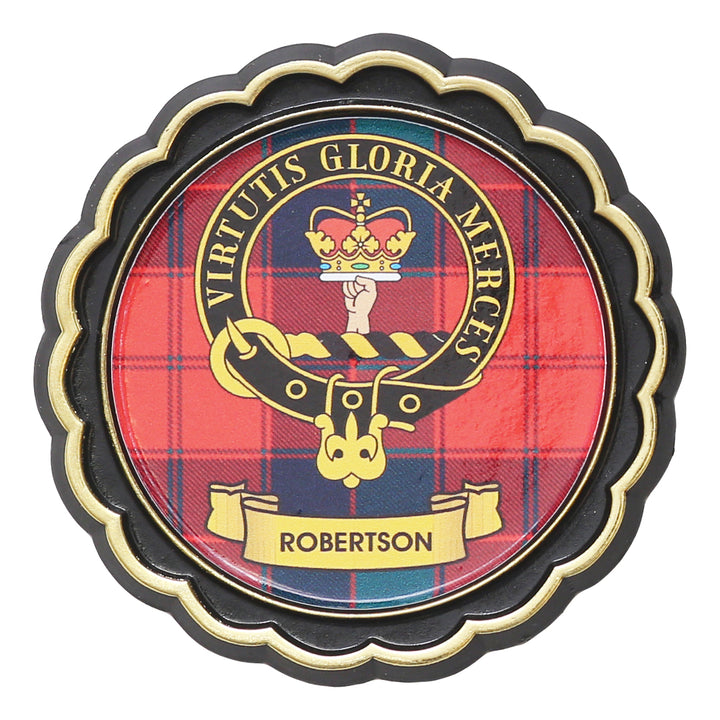 Clan Crest Fridge Magnet - Robertson