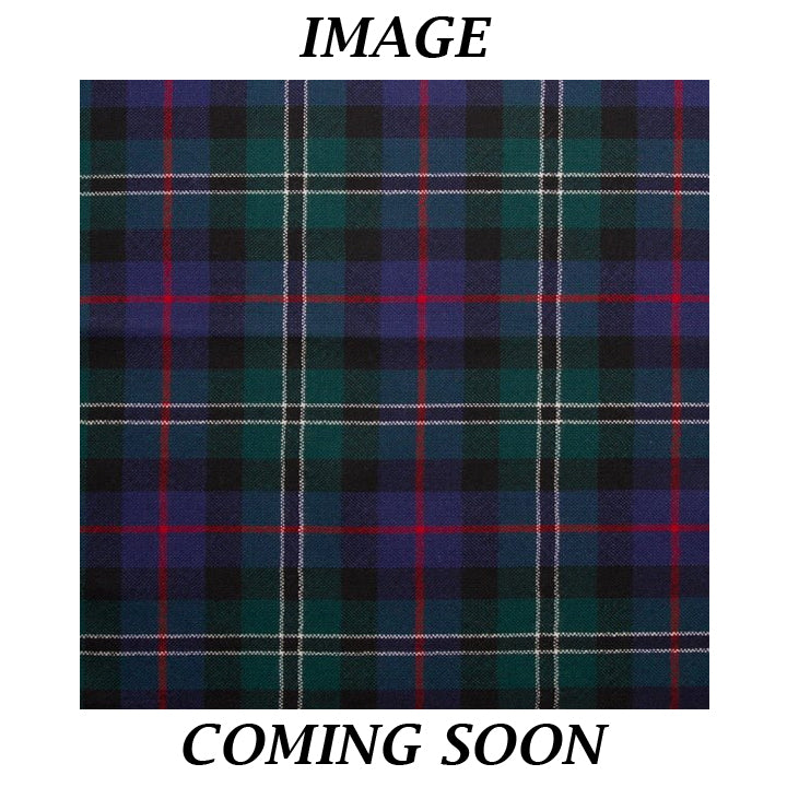 Fine Weight Tartan Scarf - Rose Hunting Modern