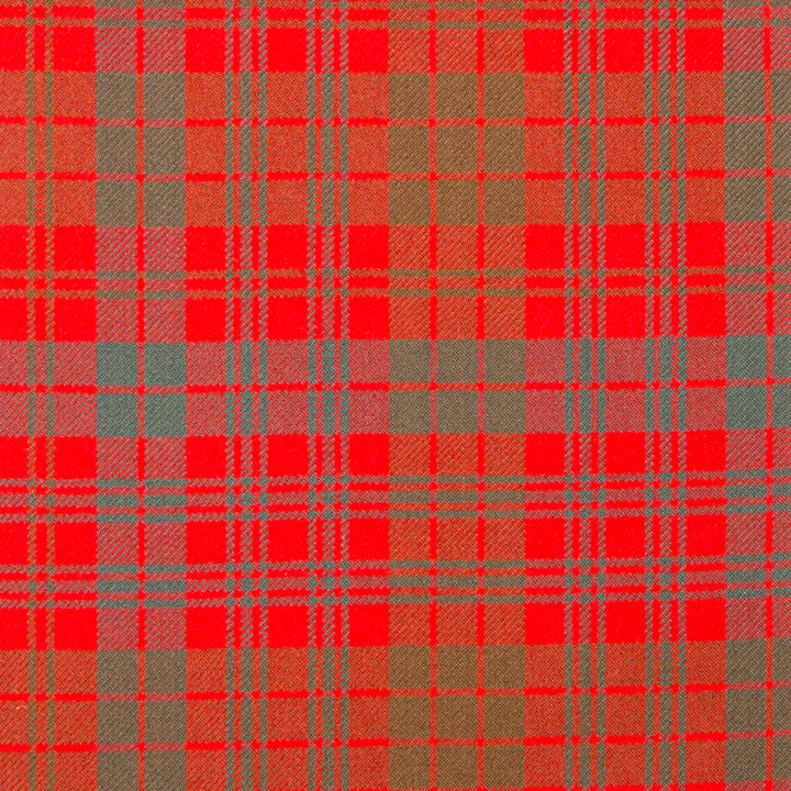 Ross Red Weathered Tartan