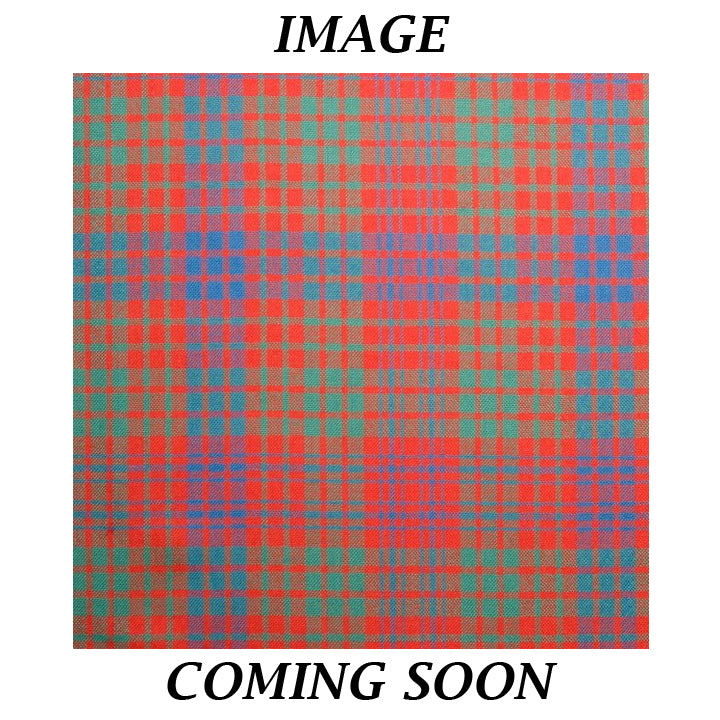 Fine Weight Tartan Scarf - Ross Ancient