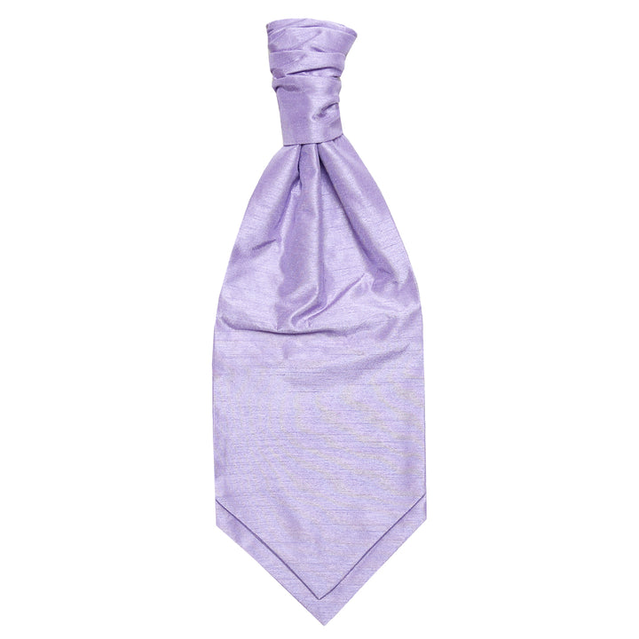 Ruched Tie - Lilac