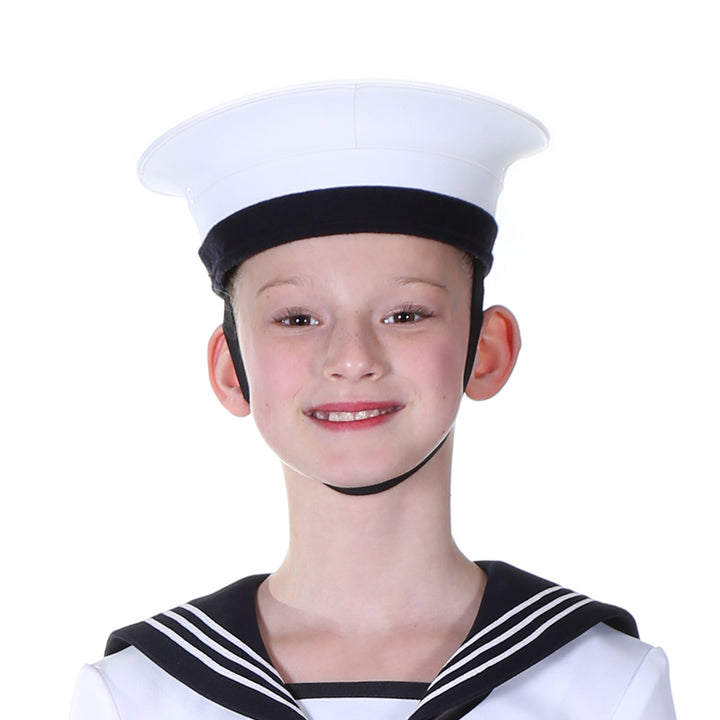 Sailor Hat Traditional British Navy