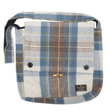 Shoulder Bag - Muted Blue Stewart