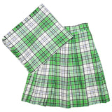 Size 10 Dress Lime McRae Skirt and Plaid