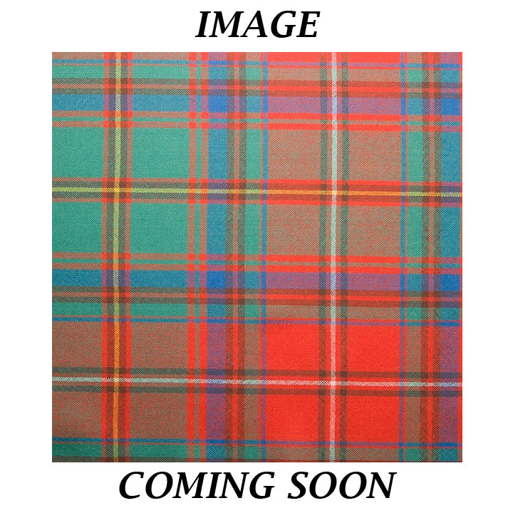 Fine Weight Tartan Scarf - Sommerville Ancient