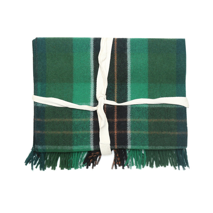 Tartan Lap Blanket - Spirit of Ireland