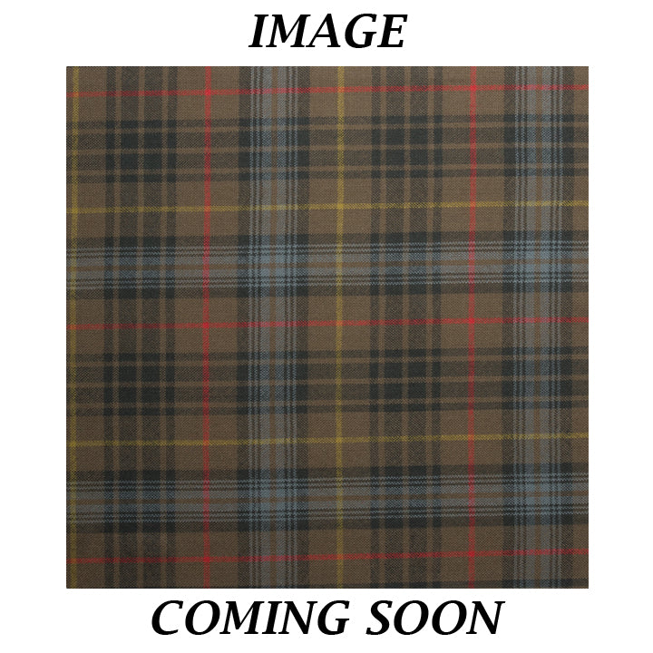 Tartan Stole - Stewart Hunting Weathered