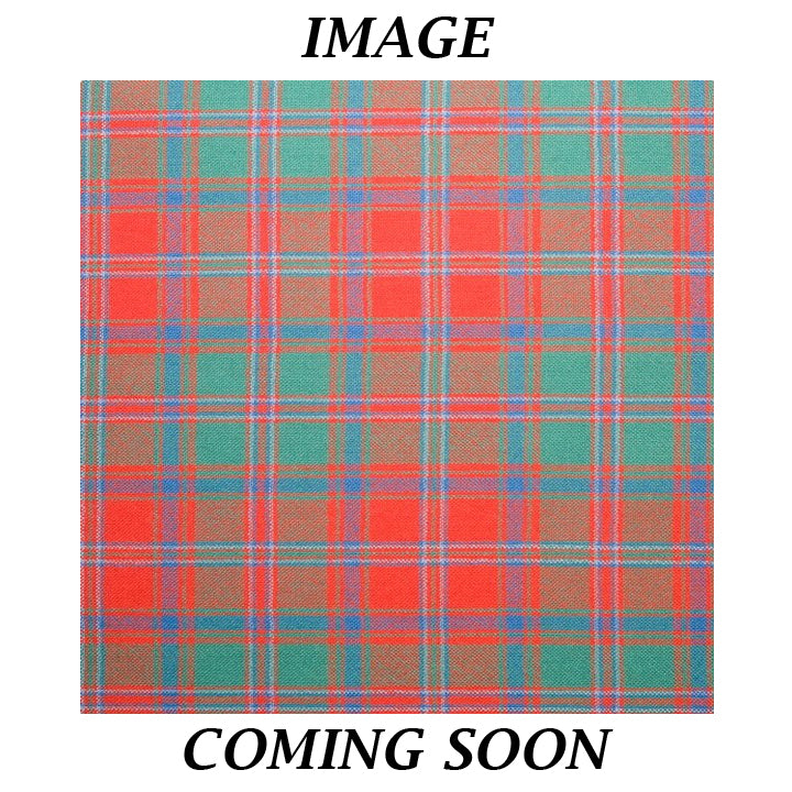 Fine Weight Tartan Scarf - Stewart of Appin Ancient