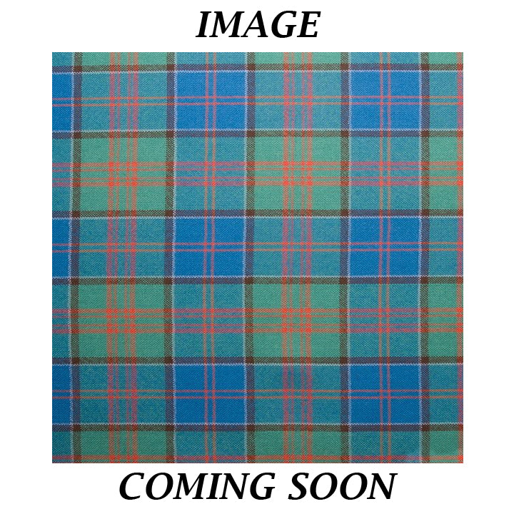 Fine Weight Tartan Scarf - Stewart of Appin Hunting Ancient