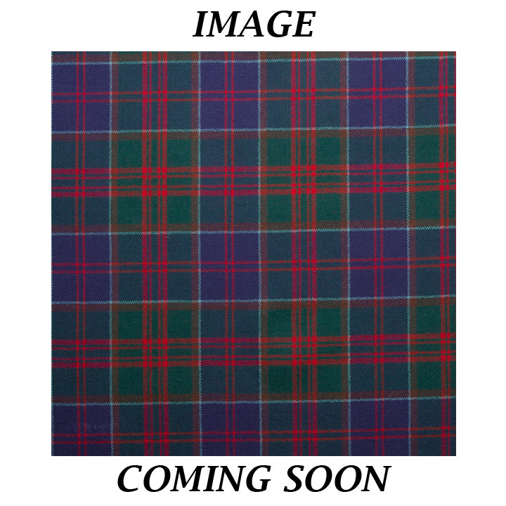 Fine Weight Tartan Scarf - Stewart of Appin Hunting Modern