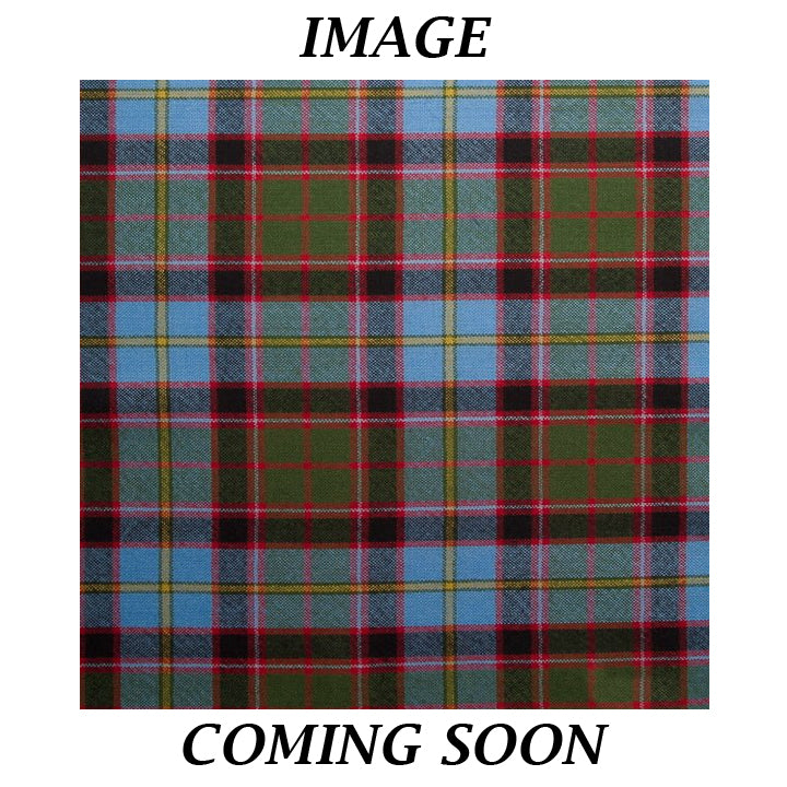 Fine Weight Tartan Scarf - Stirling Bannockburn