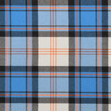 Dress Blue Watson Skirt and Plaid