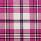 Tartan - Dress Fuchsia Scott