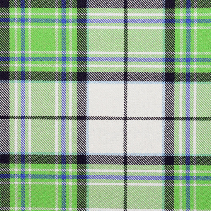 Tartan - Dress Lime McKellar