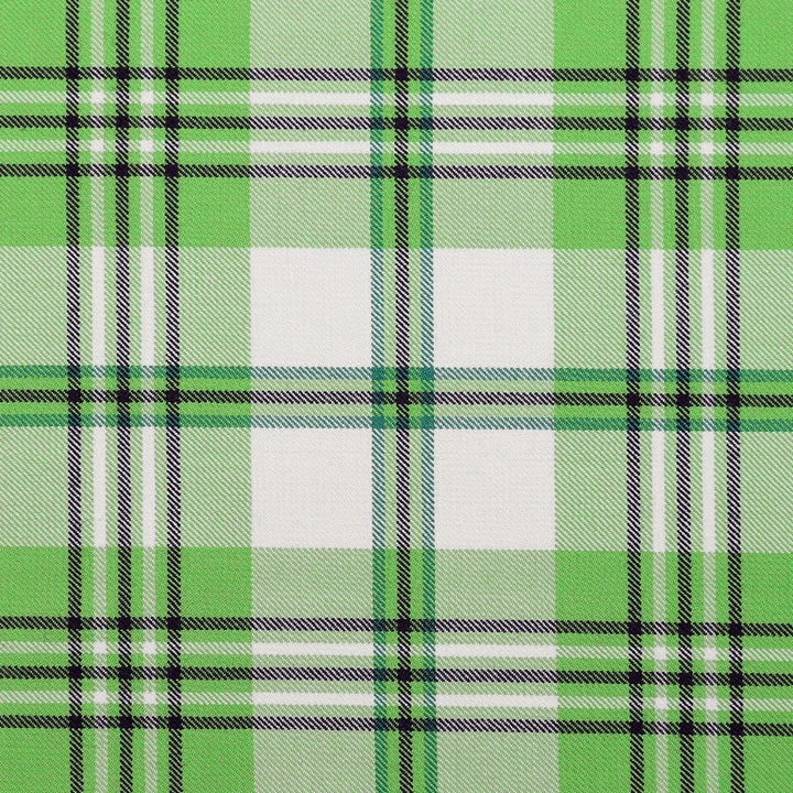 Tartan - Dress Lime Scott