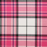 Tartan - Dress Raspberry McKellar