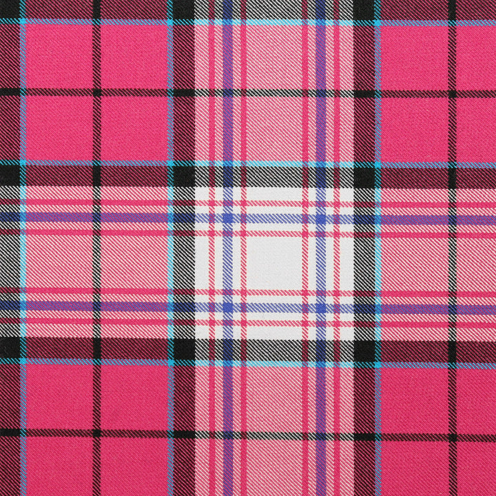 Tartan - Dress Raspberry Reverse McKellar
