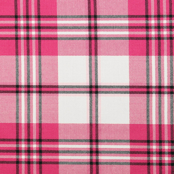 Tartan - Dress Raspberry Scott