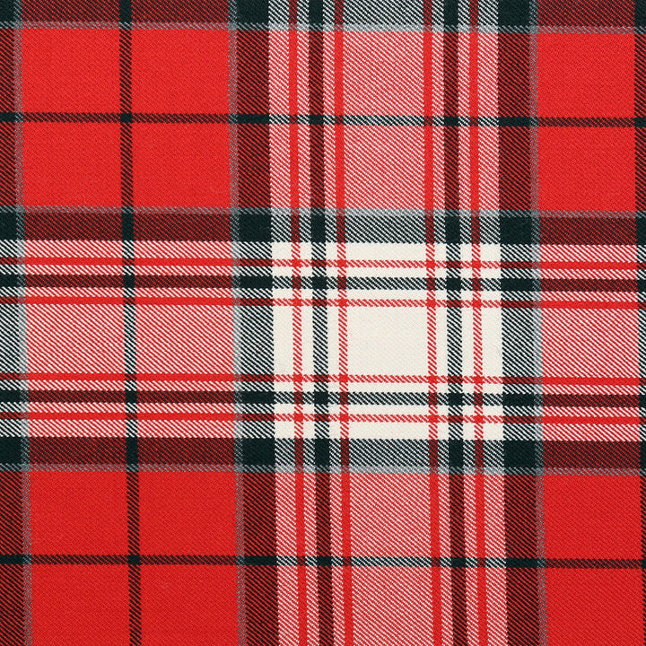 Tartan - Dress Red Reverse McKellar