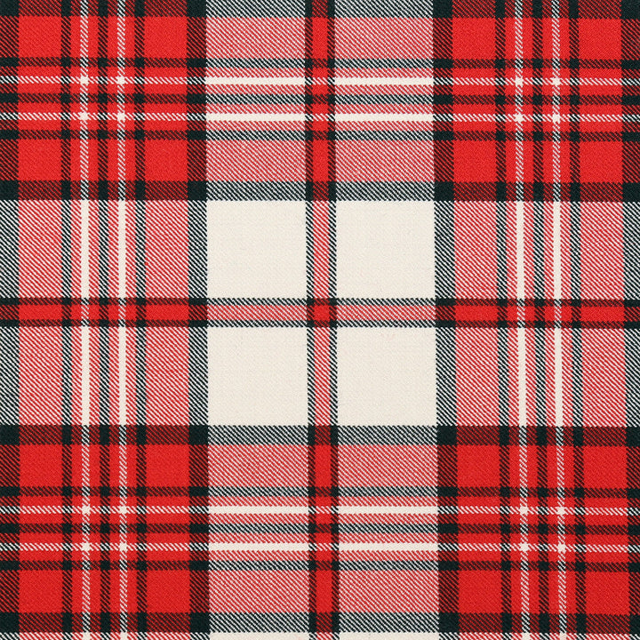 Tartan - Dress Red Scott Variation