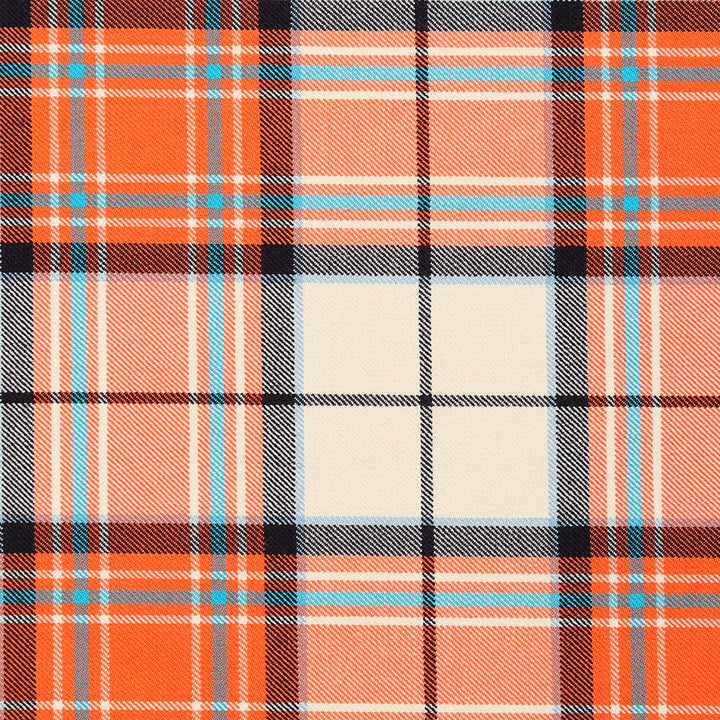 Tartan - Dress Tangerine McKellar