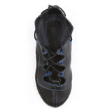 Thistle Blue Highland Dance Shoes Top