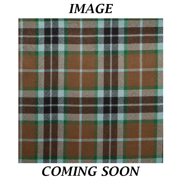 Men's Tartan Tie - Thomson Hunting Modern