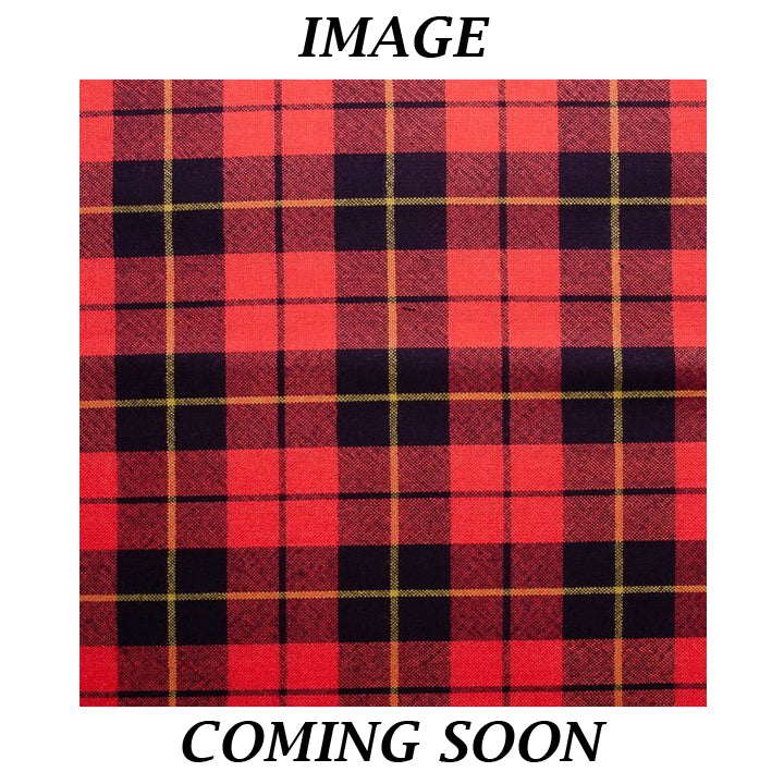 Fine Weight Tartan Scarf - Wallace Ancient