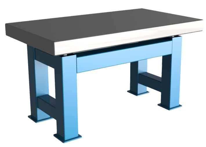 Granite Slab Materials Testing Station Work Table
