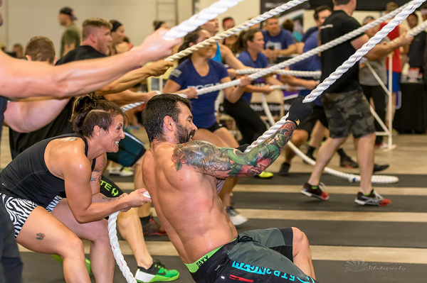 3 Things to Know Before Planning Crossfit - Style Fitness Competition
