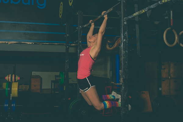 Safely Train and Improve your Kipping Butterfly Pull-up